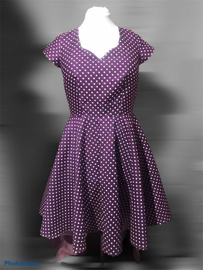 Robe Abby Taille 34 à 64