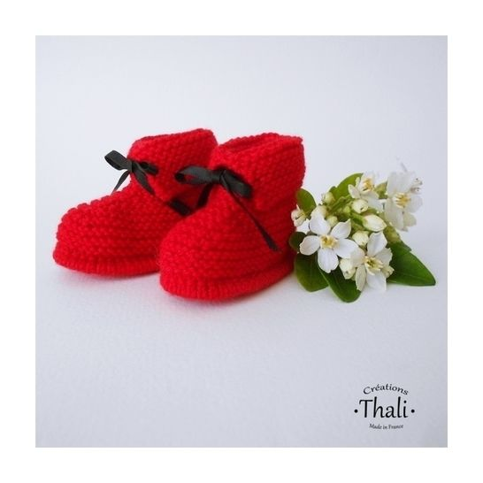 Chaussons Rubis