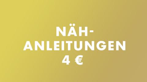 Nähanleitungen 4 €