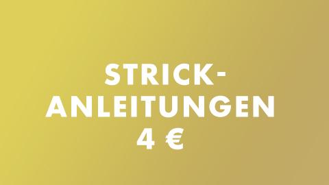 Strickanleitungen 4 €