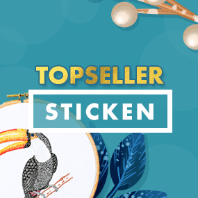 Topseller Sticken