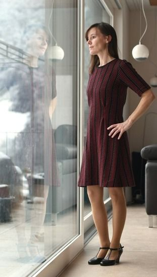 Party Dress Schnittmuster und Anleitung by Sewera