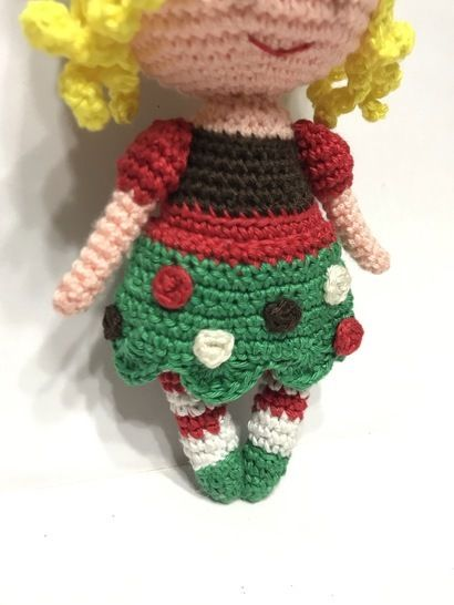 Aly the Elf Doll