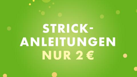 Strickanleitungen 2 €