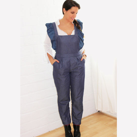 """""""19th of January"""" Overalls Pants Women"""