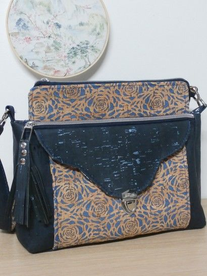 NOEMIE - Sac multipoches