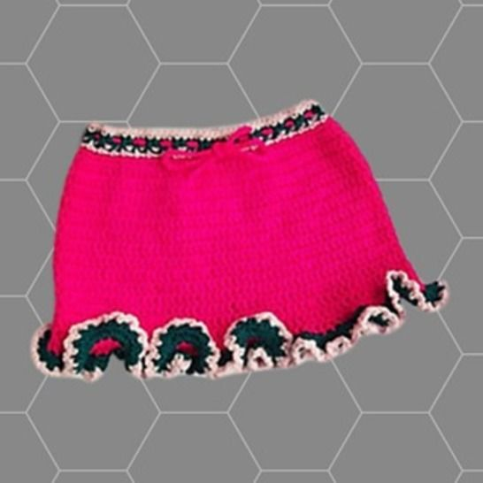 Toddler Crochet Cowgirl Pattern