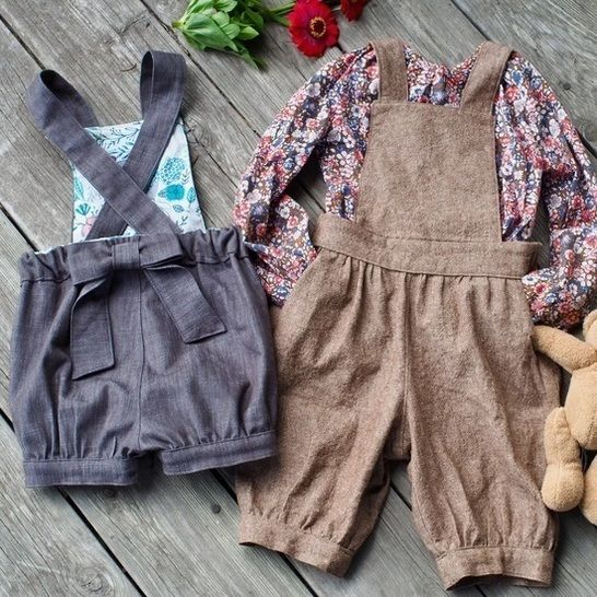 Pixie Expansion Pack (Romper + Suspenders + Bow)