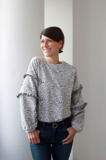 The Bleeker Sweatshirt PDF Pattern