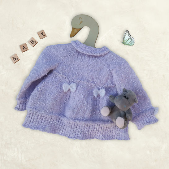 Bunnykids Knitted Coat for 6 to 12 months