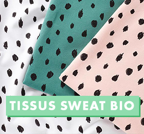 Tissus sweat Bio