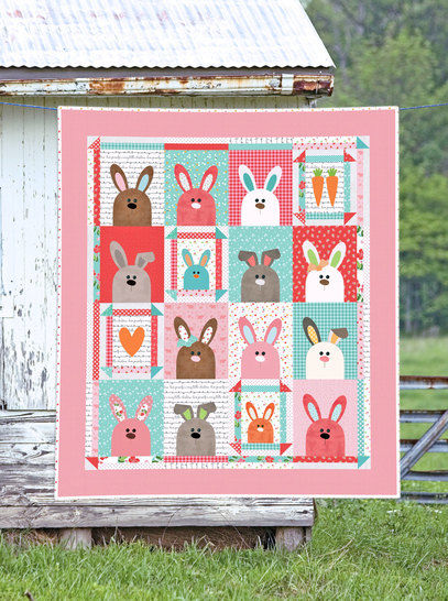 The Bunny Bunch - Quilt Pattern