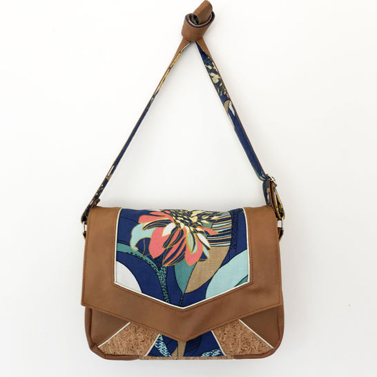 The Mila Purse - Pattern and tutorial