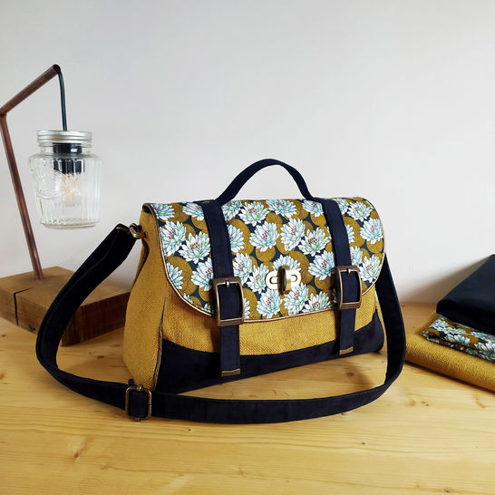 The Palerme Handbag - Pattern and tutorial