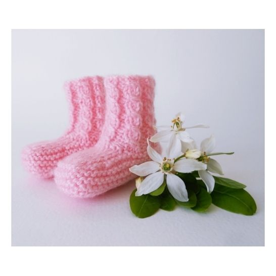 Baby chaussons