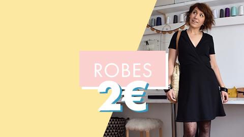 Patrons de robe à 2€
