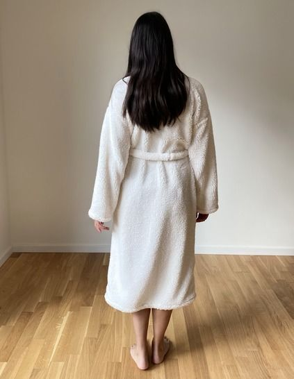 Hayley Robe PDF Sewing Pattern   Dressing Gown