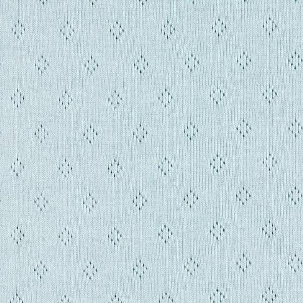 Tissu Jersey finement tricoté