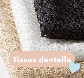 Tissus dentelle