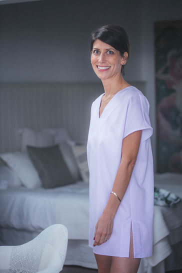 The Park Nightgown PDF Sewing Pattern