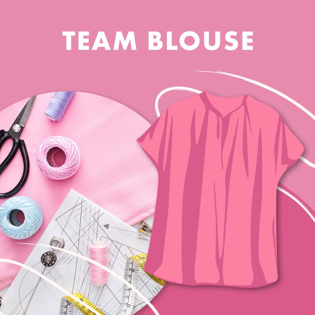 Team blouse