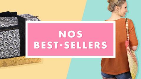 nos patrons de couture best-sellers