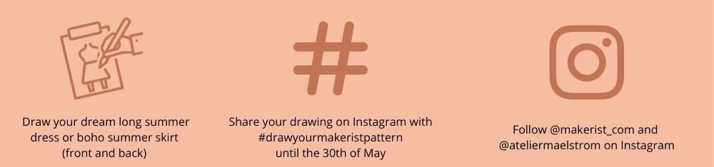 Take part on Instagram