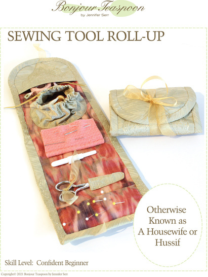 Sewing Tool Rollup