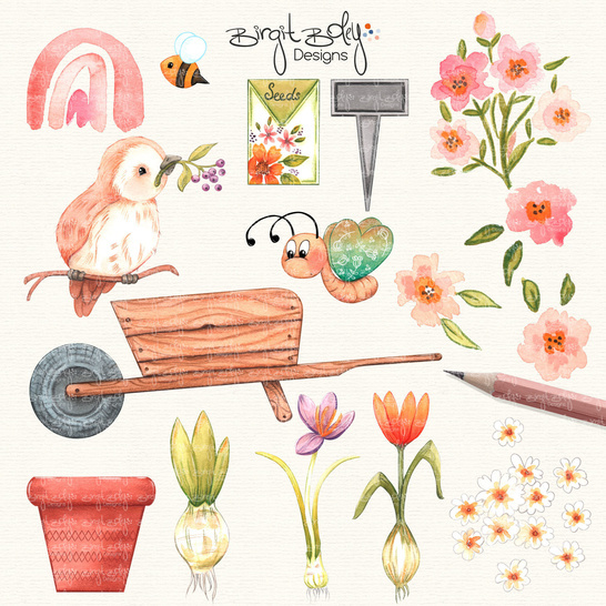 DigiStamp Hello Spring 4