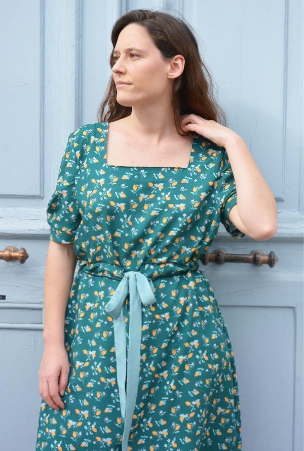 Patron Gourmandise - Couture robe d'été