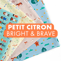 Petit Citron Bright & Brave Kollektion