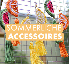 Sommerliche Accessoires