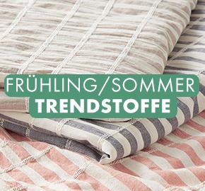 Frühling / Sommer Trendstoffe