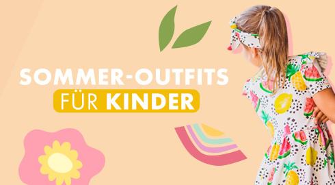 Sommeroutfits für Kinder