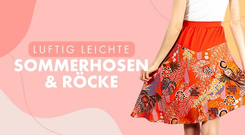 Sommerhosen & Röcke
