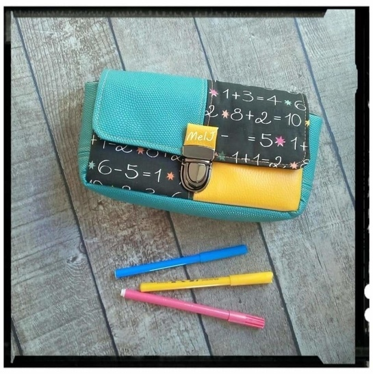 Trousse Little Hipster