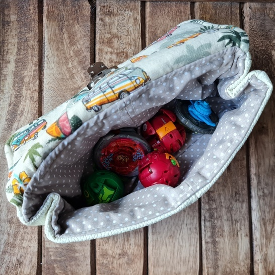 Pack family Hipster - Besaces, trousse, cartable, sac à vélo