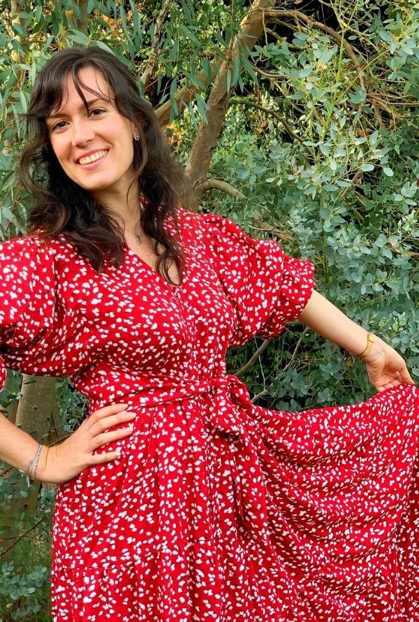 Patron Etincelle - Couture robe d'été