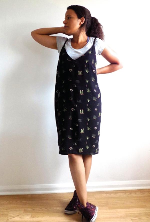 Patron robe nuisette - Couture robe d'été