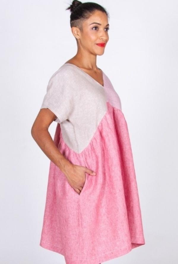 Patron Shérazade - Couture robe d'été