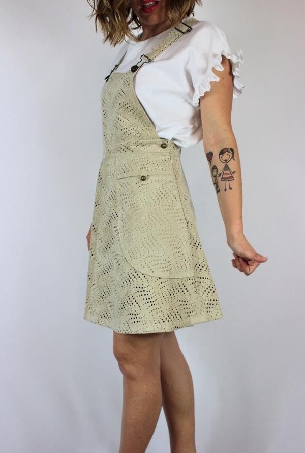 Patron Robe Salopette Eloisa - Couture robe d'été