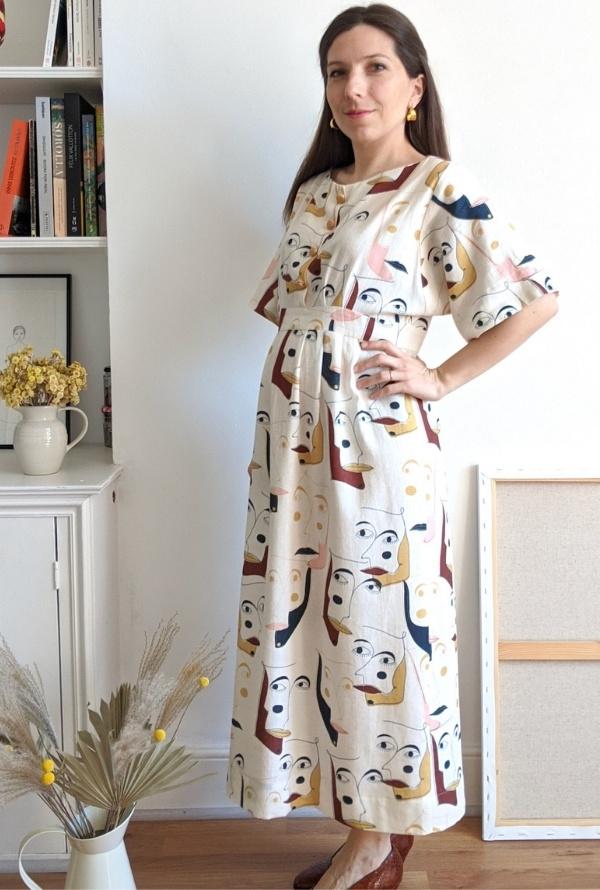 Patron Colette - Couture robe d'été