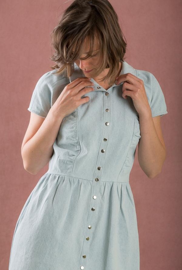 Patron jolene - Couture robe d'été