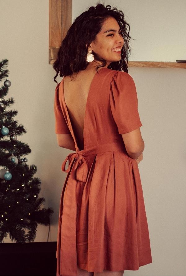 Patron Harmonieuse - Couture robe d'été