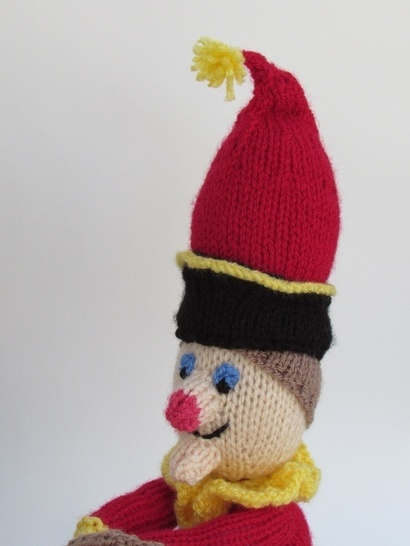 Mr Punch and Crocodile Toys