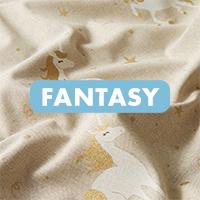 Kinderdekostoffe Fantasy