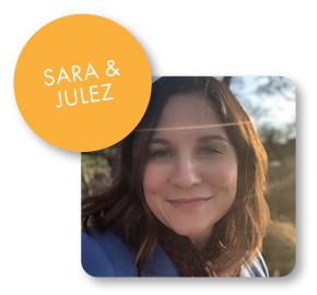 Sara & Julez