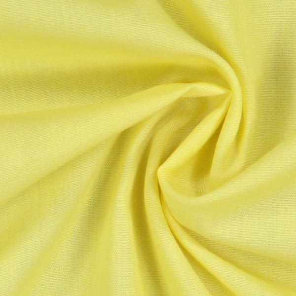 Popeline jaune