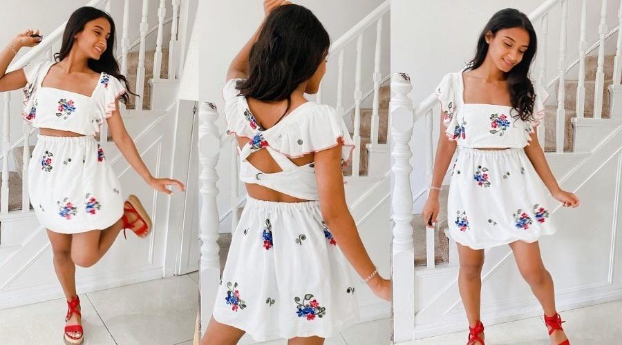 Cousez votre robe d'été avec les patrons Makerist
