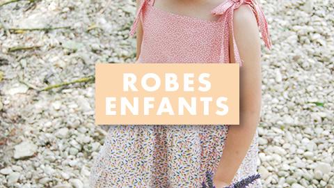 Patrons de robes pour enfants -50%